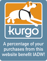 A percentage of your Kurgo purchases from this website benefit IADW!